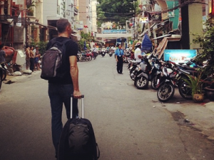 Packing List – My travel life in two bags