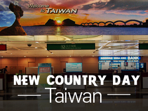 New Country Day: Taiwan