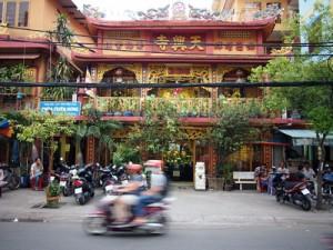 Temple - Ho Chi Minh City