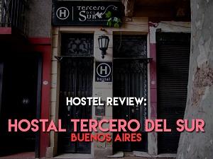 Hostel Review: Hostal Tercero Del Sur, Buenos Aires