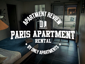 Apartment Review: Paris apartment rental by Only-apartments