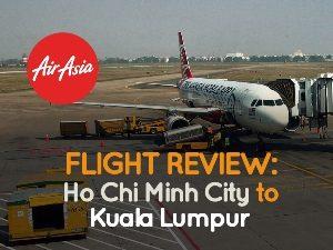 AirAsia – Ho Chi Minh City to Kuala Lumpur