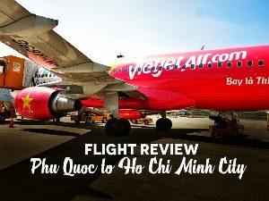 VietJet Air – Phu Quoc to Ho Chi Minh City