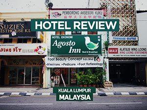 Agosto Inn - Kuala Lumpur, Malaysia