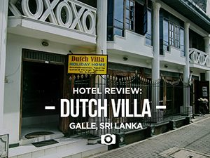 Dutch Villa, Galle - Sri Lanka