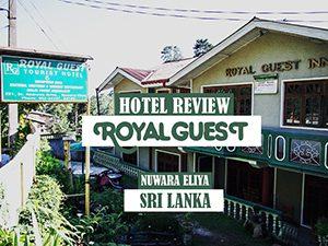 Royal Guest, Nuwara Eliya - Sri Lanka