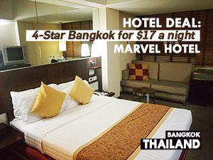 Bangkok hotel deals