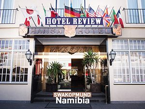 Hansa Hotel, Swakopmund - Namibia