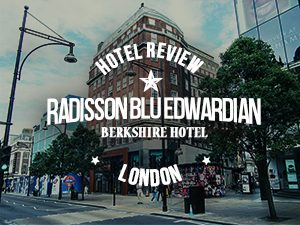 Radisson Blu Edwardian Berkshire Hotel, London