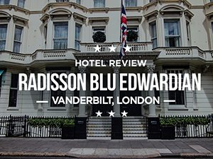 Radisson Blu Edwardian Vanderbilt, London
