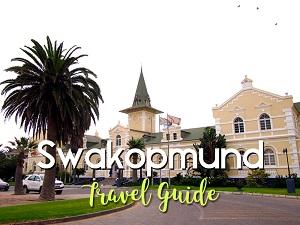 Swakopmund Travel Guide