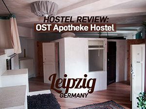 Ost-Apotheke Hostel, Leipzig - Germany