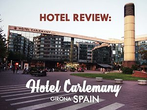 Hotel Carlemany, Girona - Spain
