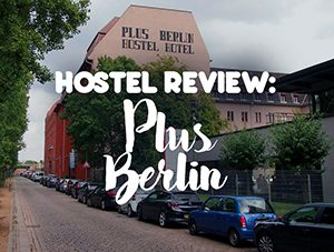 Hostel Review: Plus Berlin