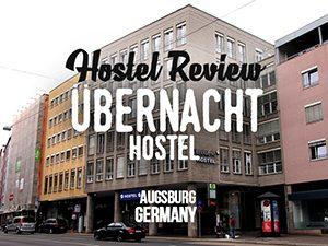 Hostel Review: Übernacht Hostel, Augsburg – Germany