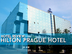 Review of the Hilton Prague Hotel