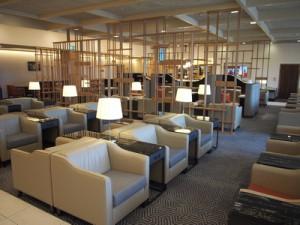 Silverkris Lounge – London Heathrow