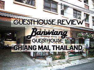 Banwiang Guest House, Chiang Mai - Thailand