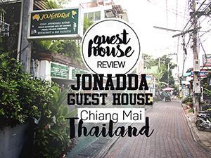 Jonadda Guest House, Chiang Mai - Thailand
