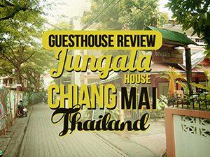 Jungala House, Chiang Mai - Thailand