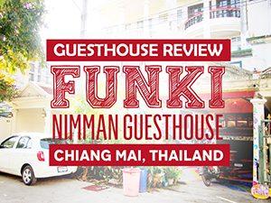 FUNKi Nimman Guesthouse, Chiang Mai - Thailand