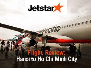 Jetstar Pacific - Hanoi to Ho Chi Minh City