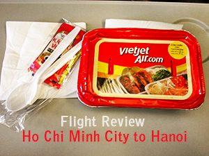 VietJetAir - Ho Chi Minh City to Hanoi