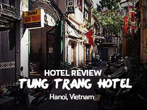 Tung Trang Hotel, Hanoi - Vietnam