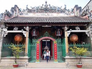 Thien Hau Temple, Ho Chi Minh City - Vietnam