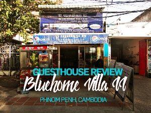 BlueHome Villa II, Phnom Penh - Cambodia