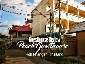 Peach Guesthouse, Koh Phangan - Thailand