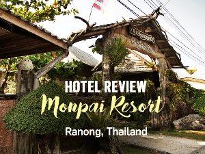 Monpai Resort, Ranong - Thailand