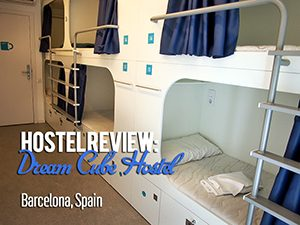 Dream Cube Hostel, Barcelona - Spain