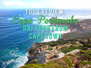 Tour review: Cape Peninsula day tour from Cape Town