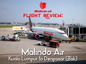 Flight Review: Malindo Air – Kuala Lumpur to Denpasar (Bali)