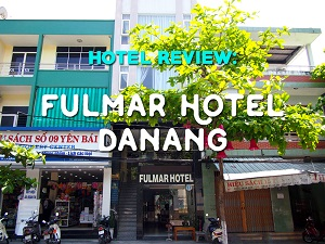 Hotel Review: Fulmar Hotel Danang