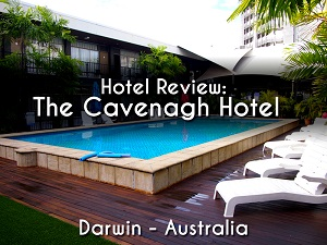 Hotel Review: The Cavenagh Hotel, Darwin - Australia