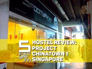 Hostel Review: 5footway.inn Project Chinatown 1 - Singapore
