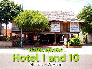 Hotel 1 and 10, Mue Ne