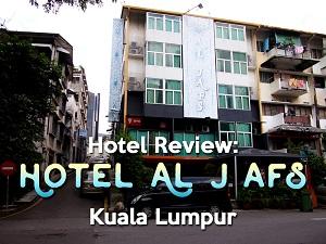 Hotel Al Jafs - Kuala Lumpur