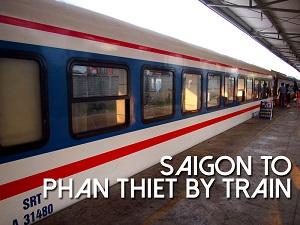 Saigon to Phan Thiet by train – the easy way to get to Mui Ne