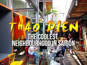 Thao Dien – the coolest neighbourhood in Saigon