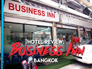 Hotel Review - Business Inn
