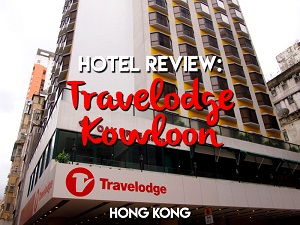 Hotel Review: Travelodge Kowloon – Ideally located in the Jordan area of Hong Kong