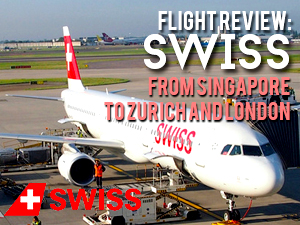 Flight Review: SWISS from Singapore to Zurich and London