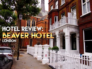 Hotel Review: Beaver Hotel, London