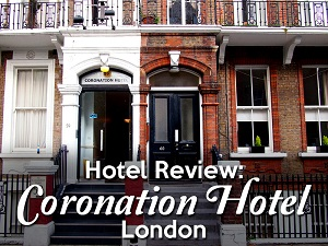 Hotel Review: Coronation Hotel - London