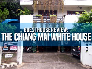 The Chiang Mai White House - Guesthouse
