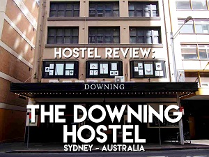 The Downing Hostel, Sydney – Australia