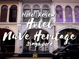 Hotel NuVe Heritage – a boutique hotel in Singapore